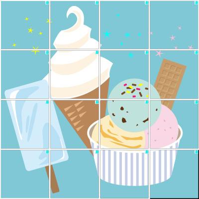 アイス(4×4)