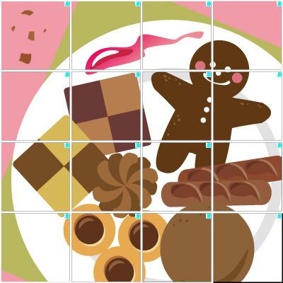 クッキー(4×4)