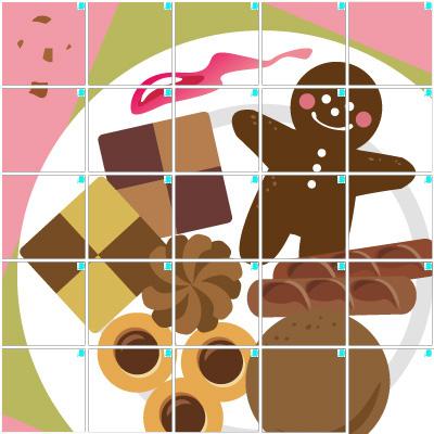 クッキー(5×5)