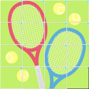 テニス(4×4)