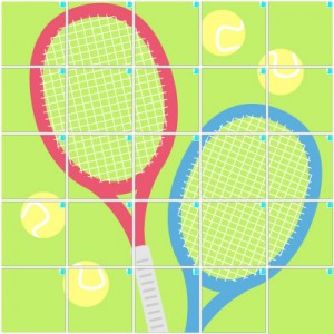 テニス(5×5)