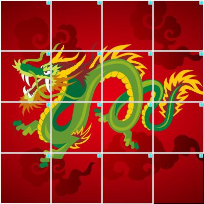 ドラゴン(4×4)