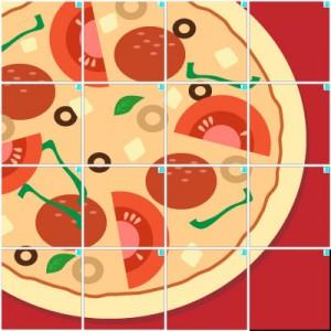 ピザ(4×4)