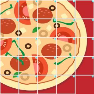 ピザ(5×5)