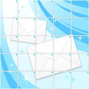 メール(5×5)