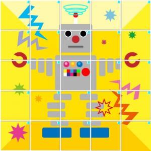 ロボット(5×5)