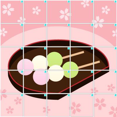 団子(5×5)