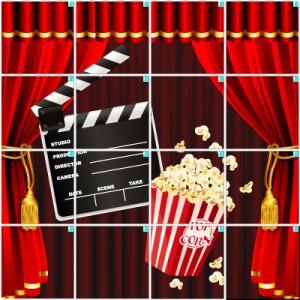 映画館(4×4)