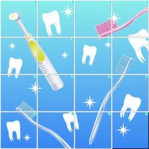 歯ブラシ(4×4)