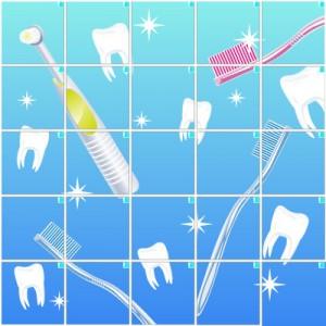 歯ブラシ(5×5)