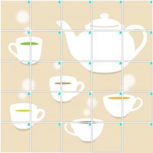 紅茶(5×5)