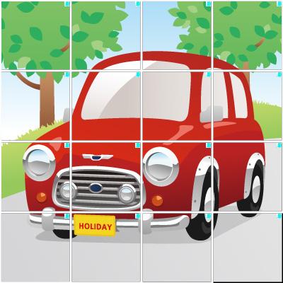 車(4×4)