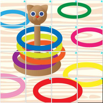 輪投げ(4×4)