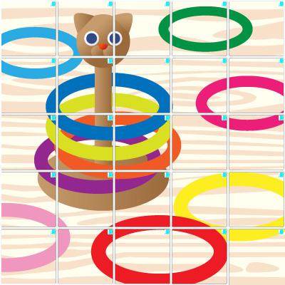 輪投げ(5×5)