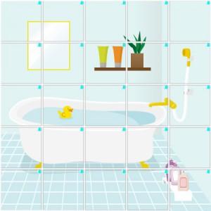 お風呂(5×5)