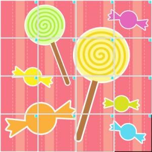 キャンディー(4×4)