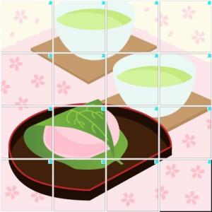 桜餅(4×4)