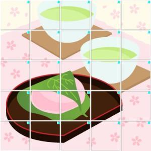 桜餅(5×5)