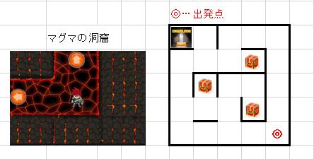 リーグオブジュエル攻略 地図1